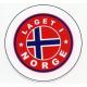 Magnet - Laget i Norge