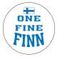 Magnet - One Fine Finn