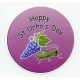 Pin - Happy St Urho's Day