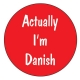 Magnet - Actually I'm Danish