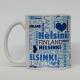 Coffee Mug -  Love Helsinki Finland