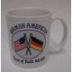 Coffee Mug -  German American Best of Both Worlds