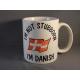 Coffee Mug -  I'm Not Stubborn, I'm Danish