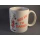 Coffee Mug -  Kiss Me I'm Danish