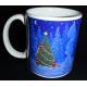 Coffee Mug - Tomtar Decorating Tree by Eva Melhuish