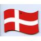Denmark Flag Ornament