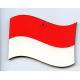 Poland Flag Ornament