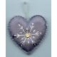 Ornament - Felt Heart