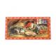 Poster - Sleeping Tomte & Cat