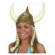 Viking Helmet with braids